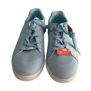 Catapult Size 10 Light Blue Aria Sneakers Shoes